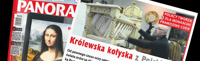 Królewska Kołyska z Polski