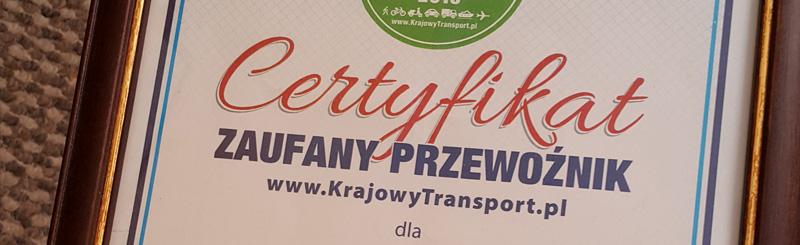 Nagrody i wyróżnienia EagleTrans Legnica 2015